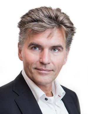 Ronny Fogelqvist Regionchef Södra Mälardalen