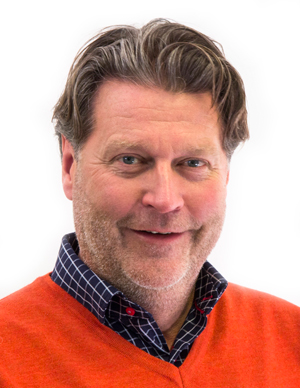 Thomas Ekström Regionchef Väst