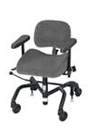 REAL 9000 PLUS manual work chair