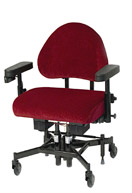 Working chair REAL 9200 Twin electric