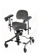 REAL 9600 Electric Standing Support Work Chair
