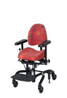 Arbetsstol REAL 9300 PLUS Barn med fotplatta